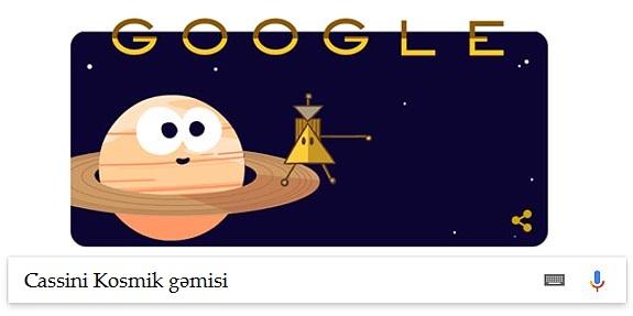 Cassini Kosmik gəmisi