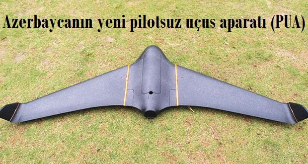 Azərbaycanın yeni pilotsuz uçuş aparatı