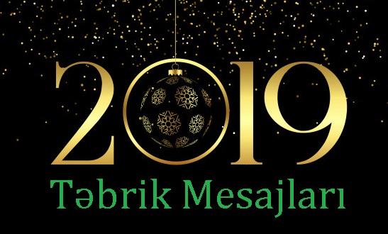 Yeni il tebrik mesajları 2019