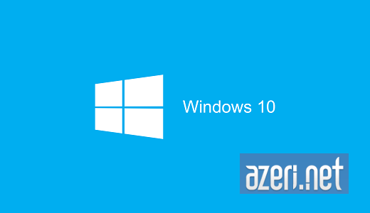 WINDOWS 10 pulsuz endir
