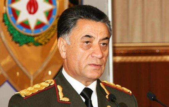 Ramil Usubov daxili işlər naziri vəzifəsindən uzaqlaşdırıldı