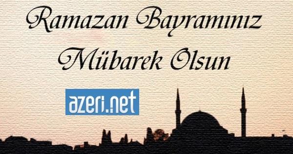 Ramazan Bayramı Təbrik Mesajları 2015