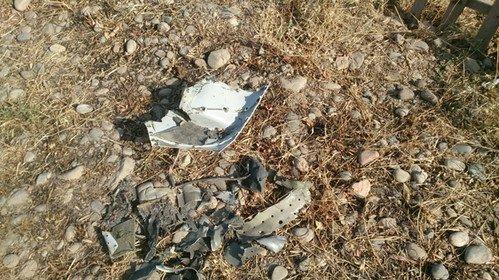Əsgərlərimiz ermənilərin 2 pilotsuz uçan aparatını vurdu