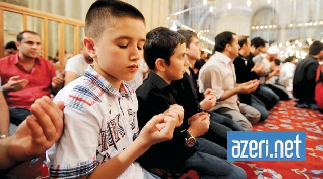 2015 Bakı Ramazan Bayramı namaz vaxtı