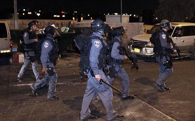 İsrail 5 fələstinli jurnalisti həbs etdi
