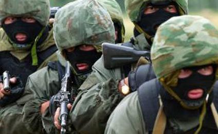 Erməni rus savaşı qızışır