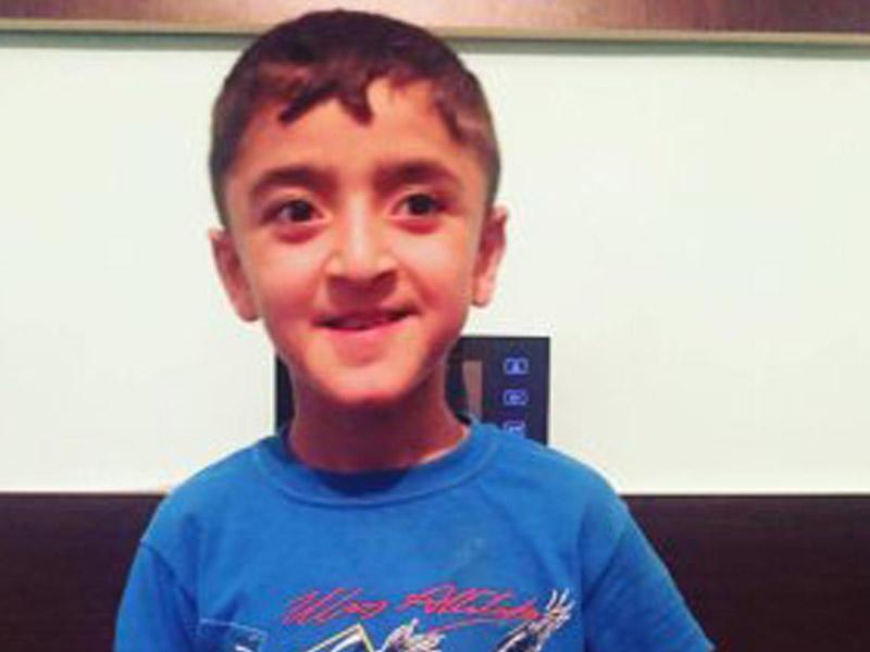 20 Yanvar metro stansiyasının yaxınlığından uşaq tapıldı, ailesi axtarılır