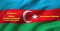 31 Dekabr Dünya Azərbaycanlılarının Həmrəyliyi Günü - Təbrik