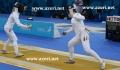 Sevil Bünyadova və Sevinc Bünyadova bacılar yarımfinalda
