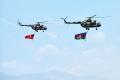 Azerbaycan ve Türkiye ortak askeri tatbikat yaptı
