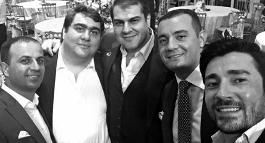 Vasif Talıbov oğlu Seymur Talıbovu nazir qızı ilə evləndirir